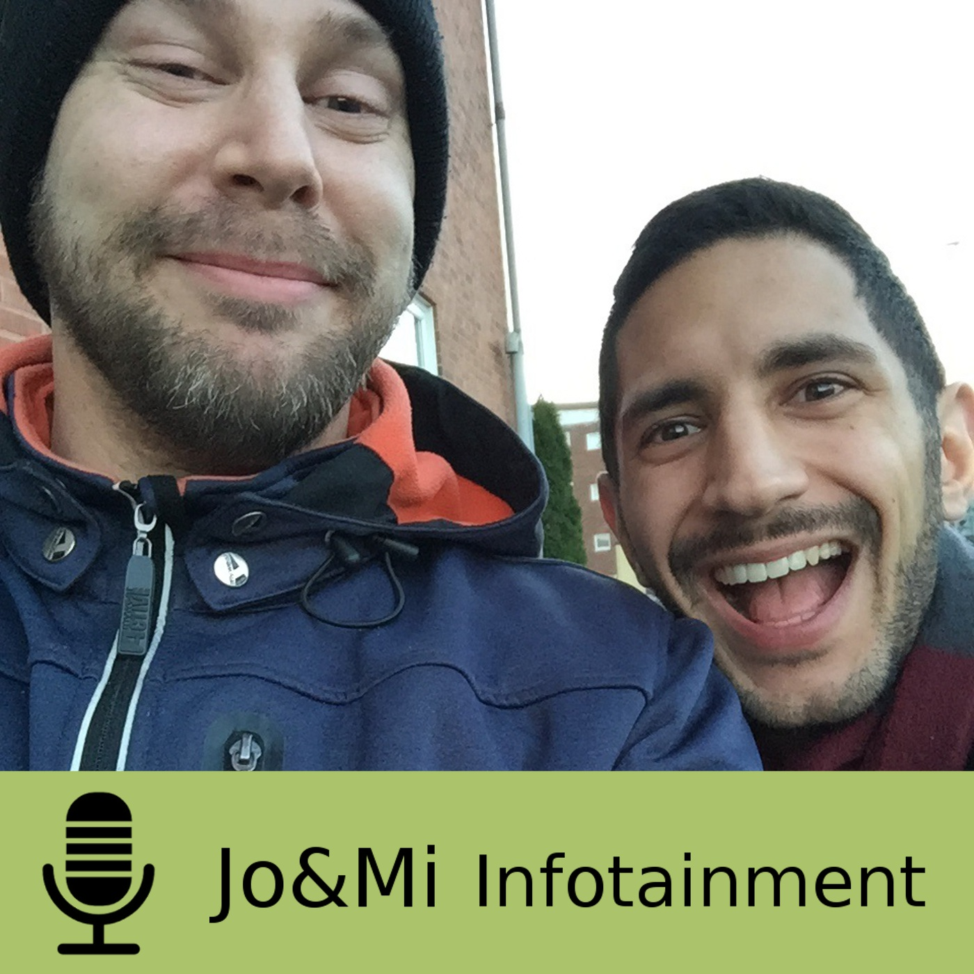 Jo & Mi Infotainment Podcast